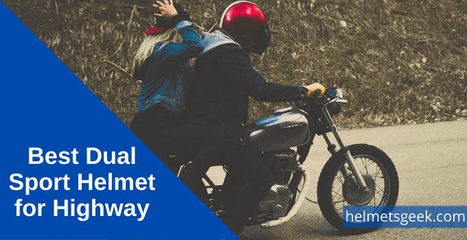 Top 5 Best Dual Sport Helmet for Highway Reviews of 2021 [Buying Guide]