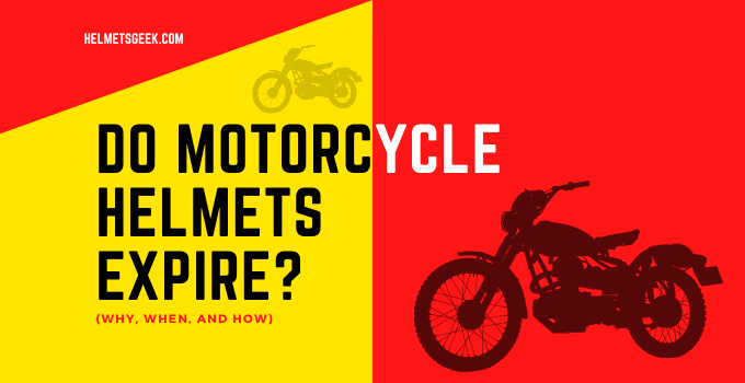 Do Motorcycle Helmets Expire? (Why, When, and How)